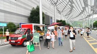预售5.48万元 东风小康C55翼展创富售货车走红重庆车展