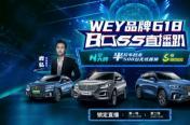 WEY品牌与袁弘强强联手,引爆618直播圈