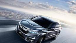 冠道SUV:超动感超豪华让你超放心