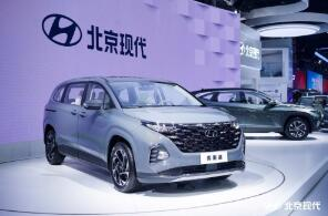 新技术蓄能,新产品云集,2021成都车展北京现代展战略硕果